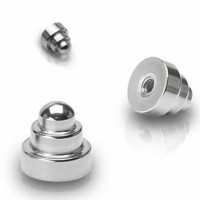 Surgical Steel Step Cone Body Jewelry Parts
